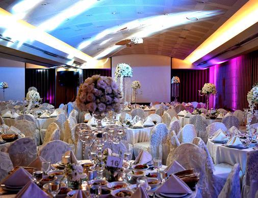 Lancaster Tamar Hotel - Beirut - Sảnh yến tiệc
