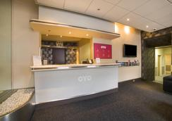 OYO Brentwood Hotel - Αμπερντήν - Ρεσεψιόν