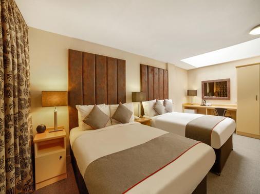 OYO Brentwood Hotel - Αμπερντήν - Κρεβατοκάμαρα
