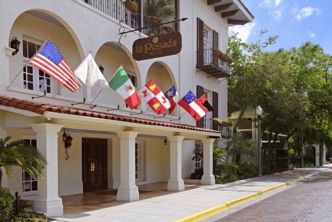 La Posada Hotel - Laredo - Toà nhà
