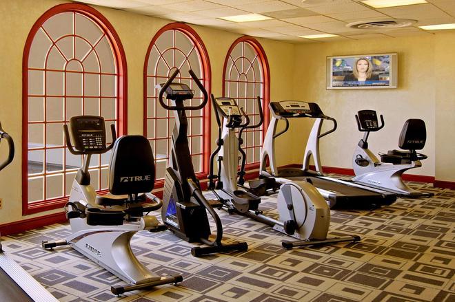 La Posada Hotel - Laredo - Gym