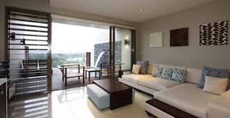 The Terraces Boutique Apartments - Port Vila - Sala de estar