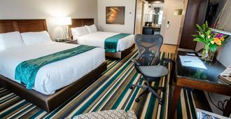 Hotel Blackfoot - Calgary - Yatak Odası