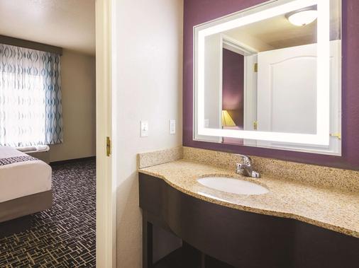 博靈格林拉金塔旅館及套房酒店 - 博凌格林 - 博林格林 - 浴室
