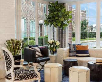 The Berkeley Oceanfront Hotel - Asbury Park - Lounge