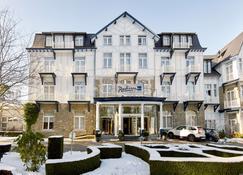 Radisson Blu Balmoral Hotel, Spa - Spa - Building
