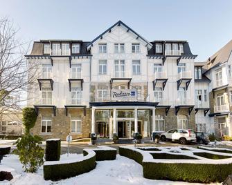 Radisson Blu Balmoral Hotel, Spa - Spa - Budova