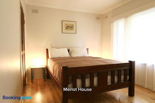 Lyndoch Hill - Tanunda - Bedroom