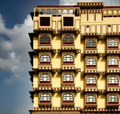 Umaid Haveli Hotel & Resorts - Jaipur - Building
