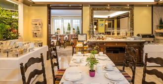 Hotel Palmenhof - פרנקפורט אם מיין - מסעדה