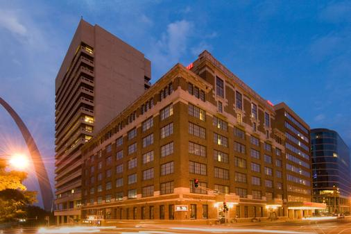 聖路易斯拱門德魯瑞廣場酒店 - 聖路易 - 聖路易斯 - 建築
