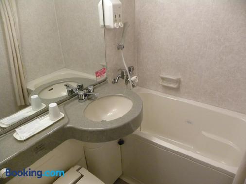 Hotel New Green Okachimachi - Tokyo - Bathroom