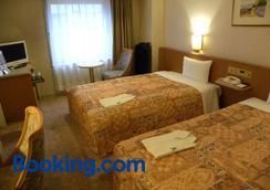 Hotel New Green Okachimachi - Tokyo - Bedroom