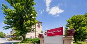 Best Western Plus Hannaford Inn & Suites - Cincinnati - Toà nhà