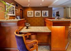 Best Western Plus Hannaford Inn & Suites - Cincinnati - Recepción