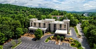 Hampton Inn Asheville-Tunnel Road - Asheville - Đỗ xe