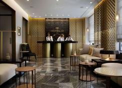 Hotel D Geneva - Geneve - Vastaanotto