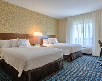 Fairfield Inn & Suites Philadelphia Willow Grove - Willow Grove - Schlafzimmer