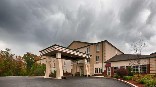 Best Western Harrisburg Hershey Hotel - Harrisburg - Building