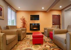 Best Western Harrisburg Hershey Hotel - Harrisburg - Lounge
