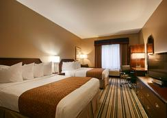 Best Western Harrisburg Hershey Hotel - Harrisburg - Bedroom