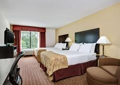 Wingate by Wyndham State Arena Raleigh/Cary - Raleigh - Bedroom