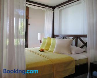 Chalets Bougainville - Takamaka - Bedroom