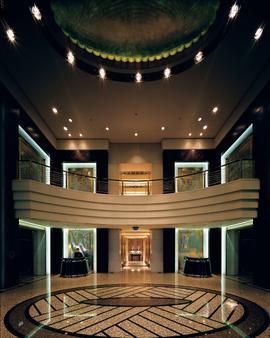 上海君悅酒店 - 上海 - 建築