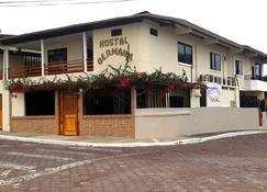 Germania Casa de Hospedaje - Puerto Ayora - Building