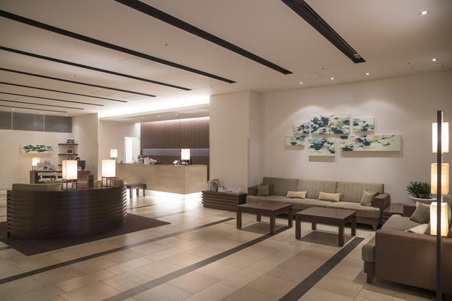 里士滿熊本新市街酒店 - 熊本 - 大廳