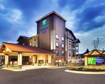 Holiday Inn Express & Suites Helen - Helen - Building