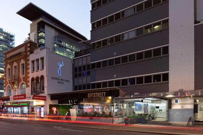 George Williams Hotel - Brisbane - Edificio