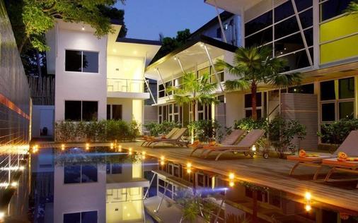 Bali Yarra Villas - Seminyak - Kuta - Edificio