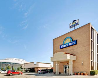 817 Hotel Days Inn By Wyndham Att Stadium/Texas Live - Arlington - Toà nhà