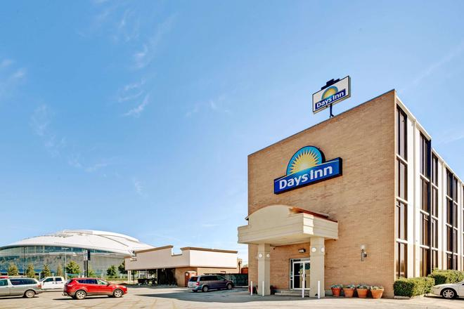 817 Hotel Days Inn By Wyndham Att Stadium/Texas Live - Arlington - Rakennus
