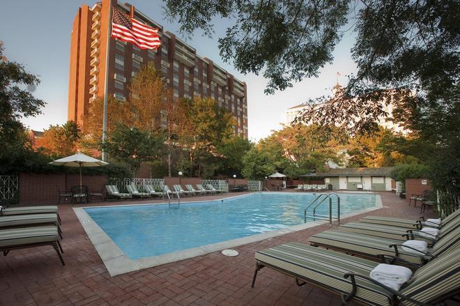Little America Hotel - Солт-Лейк-Сити - Бассейн