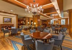 Little America Hotel - Salt Lake City - Ravintola
