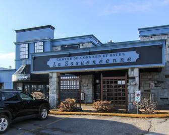 La Saguenéenne - Hôtel et Centre de Congrès - Saguenay - Gebäude