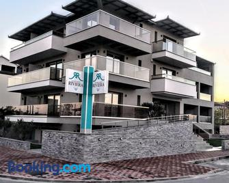 Riviera Olympus Gods - Катеріні - Building