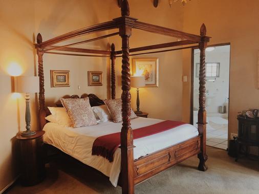 Coral Tree Inn - Pretoria - Makuuhuone