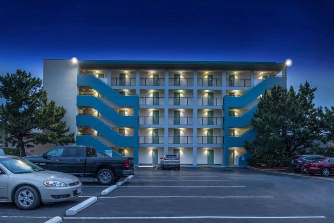 桑茲貝斯特韋斯特普勒斯旅館及套房酒店 - 諾福克 - 諾福克(弗吉尼亞州) - 建築