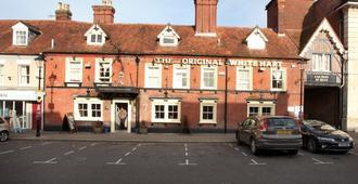Original White Hart, Ringwood by Marston's Inns - Ringwood - Building