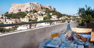 雅典伊萊克特拉宮殿酒店 - 雅典 - 雅典 - 陽台
