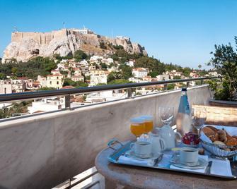 Electra Palace Athens - Athens - Balcony