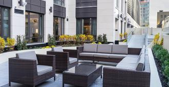 Fairfield Inn & Suites New York Manhattan / Central Park - Nueva York - Patio