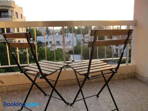 Onisillos Hotel - Larnaca - Balcony