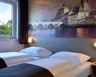 B&B Hotel Regensburg - Regensburg - Bedroom
