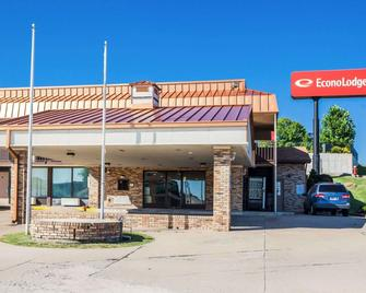 Econo Lodge Jefferson City - Jefferson City - Gebouw