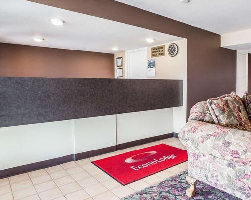 Econo Lodge - Jefferson City - Front desk