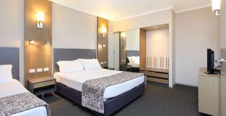 維吉尼亞布里斯班國際酒店 - Boondall - 布里斯本 - 臥室
